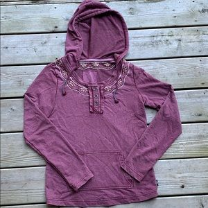 PrAna: Light Sweatshirt, Size XS